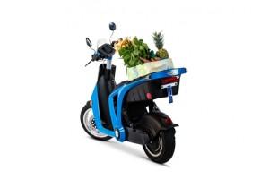マヒンドラのIoTスマートバイク Genze2.0 !