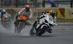 TRICK STAR KAWASAKI NINJA H2R 雨でも乗れるモンスターバイク映像集!!