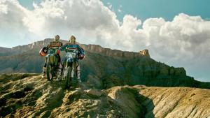 バイク乗り が 映画 見るならこんなのがイイ!! X-ミッション!