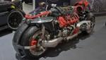 Maserati V8 エンジン搭載の 4輪バイク 発見!!