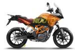 KTM 390 Adoventure spy