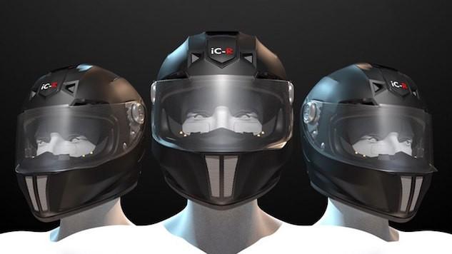 すごい性能の スマートヘルメット がまた登場!