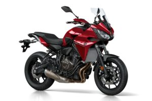 YAMAHA MT-07 TRACER (TRACER 700)正式公開!