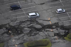 HONDA 熊本製作所 が 熊本地震 で大打撃。。。