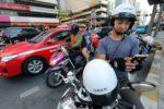 タイ・バンコクでUberバイクタクシーが逮捕される! なんで?