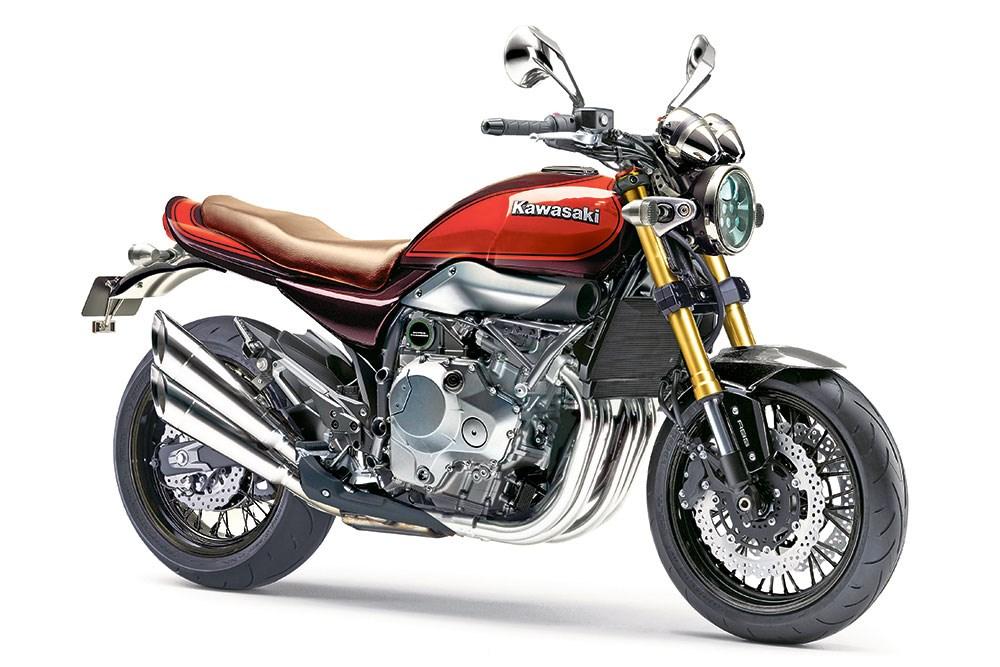 Kawasaki(カワサキ) Z900RS スーパーチャージャーモデルを開発!?