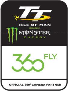 マン島TT 今年の360度映像が届いてます。