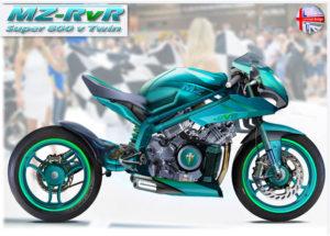 とあるバイクメーカーが四輪メーカーに吸収されるとこんなバイク作っちゃう!?