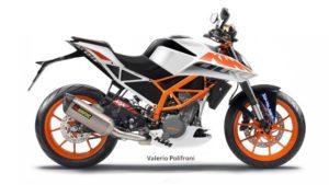 KTM 新型DUKE390 がまもなく発表か!?