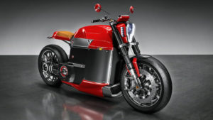 何かと話題のテスラ (Tesla)がバイク作るとこーなる!?