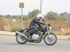 Royal Enfield(ロイヤル エンフィールド) 750cc パラレルツインモデルを開発中!