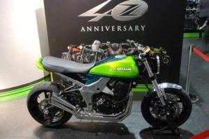 KAWASAKI ZR900B とZ900RS、どちらが市販される!?