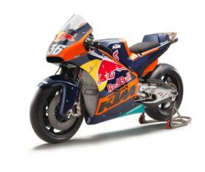 2017 KTMのMOTO GPマシン「RC16」正式公開!