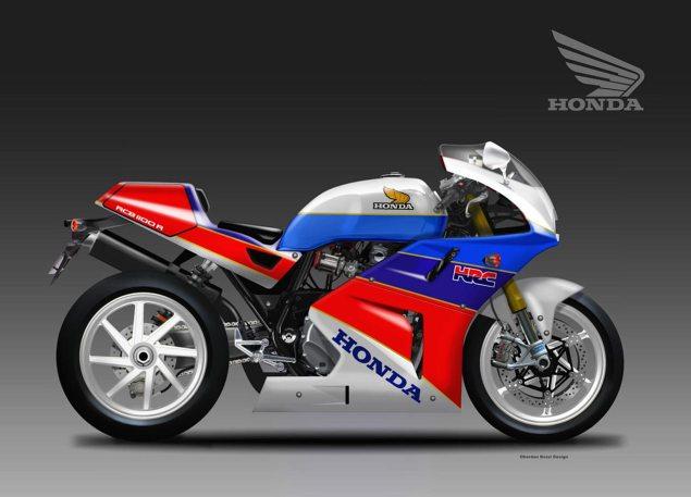 HONDA RCB1100Rコンセプトを見よ!