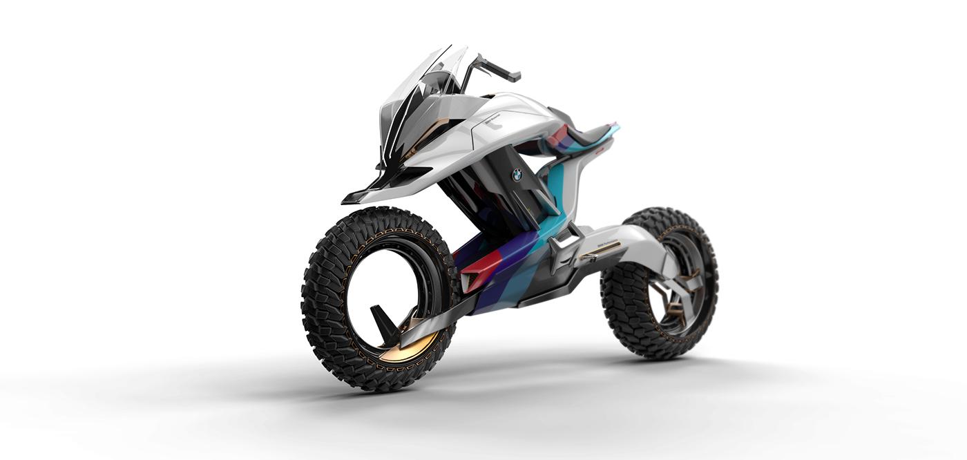 """BMW """"CONCEPT Z"""" というスマートバイクが素敵!"""