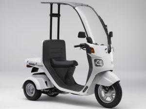 奇跡! ヤマハがホンダから50cc宅配バイクをOEM調達で提携!
