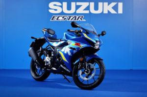 SUZUKI GSX-R125 正式公開!