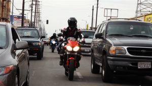 バイクの利便性とすり抜けに対する考え方