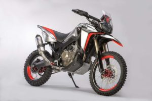 HONDA Africa Twin Enduro Sports Concept公開!
