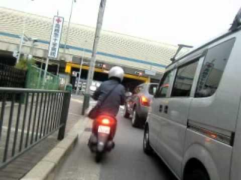 バイク乗りのすり抜けに対するご意見集