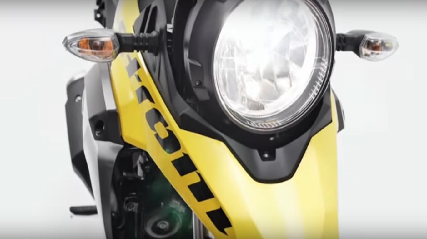 SUZUKI V-Strom 250 ABS 正式公開!