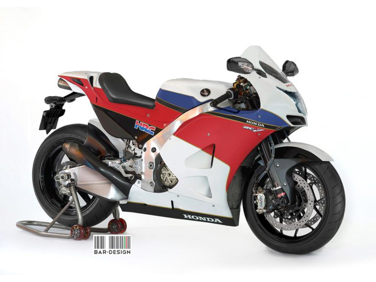 HONDA(ホンダ)V4スーパースポーツRVF1000の開発進捗状況は如何に?