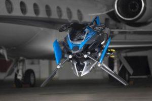 BMWがLEGOで発想した空飛ぶバイクコンセプト公開!