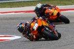 KTMのMOTO GPマシンのカウルにも変化が、、、