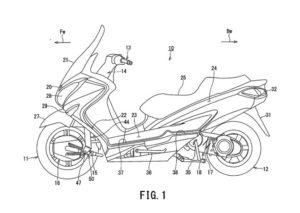 SUZUKI ハイブリッド2輪駆動バイクを開発中!?