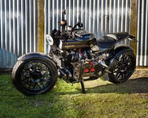 SUBARU(スバル)エンジンでバイク作るとこうなる!