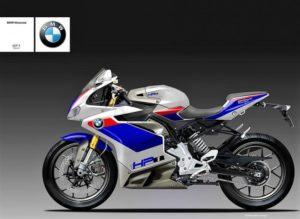 BMW G310Rベースのスーパースポーツ「HP1」コンセプト!