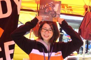 元KTM Cafe店員りおなが調査!「KTMの魅力②」