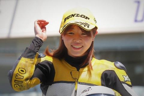 レーサー女子 幡多智子「レースへの想い」