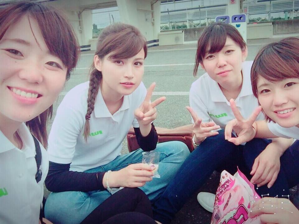 バイク女子 3姉妹の熱いバイク物語!