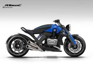 BMW R1600C デザインコンセプトを公開!