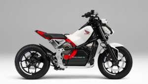 Honda(ホンダ)倒れない電動バイクを東京モーターショーで公開!