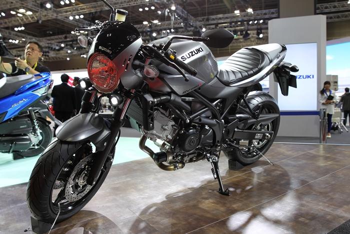 Suzuki(スズキ)東京モーターショー2017出展内容 バイク見どころまとめ!