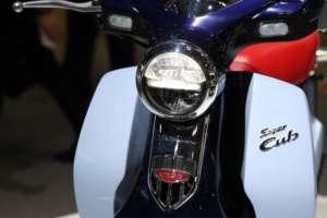 東京モーターショー2017 Honda(ホンダ)新旧スーパーカブまとめ