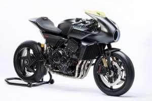 Honda(ホンダ) CB4 Interceter Concept(インターセプター)公開!