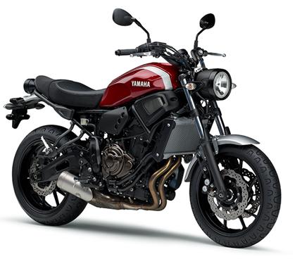 【試乗レポート】ヤマハXSR700は見た目以上に豊かで気持ちいいバイク