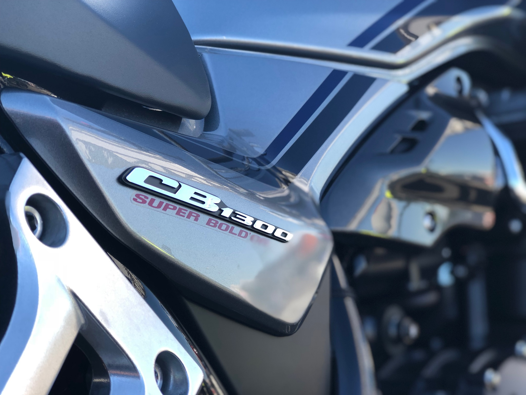 【試乗レポート&スペック装備まとめ】HONDA新型CB1300SF/SB これぞ「大人スポーツ」