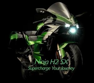 Kawasaki Ninja H2 SX/SEついに発売!豪快で繊細な魅力に迫る