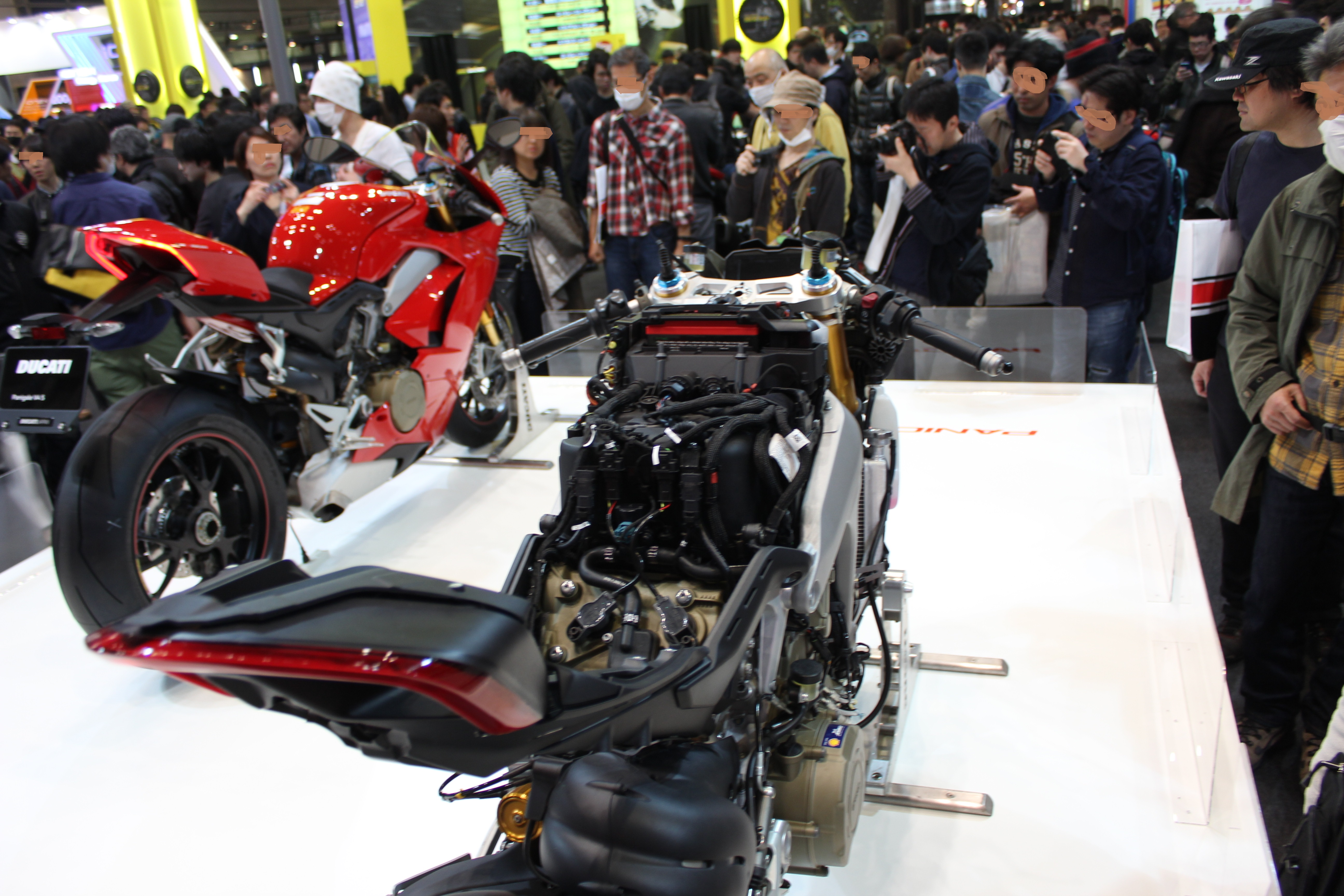 東京モーターサイクルショー2018が私たちに見せてくれたもの