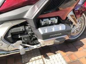 【試乗レポート】HONDA 新型GL1800ゴールドウイングの親しみやすい乗り味