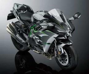 新車情報 2019年型Kawasaki NinjaH2/Carbon/R はなななんと231PS!