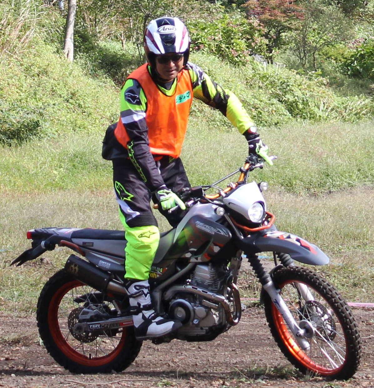 柏秀樹先生と対談 バイクは「安全に楽しむ」から「安全を楽しむ」へ