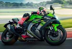 Kawasaki 新型NinjaZX-10R/RR/SEはもっちりトルクでシュパッと速い!