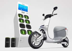 ヤマハとGogoroが協業を発表!「バッテリー交換型二輪」でEV化に加速