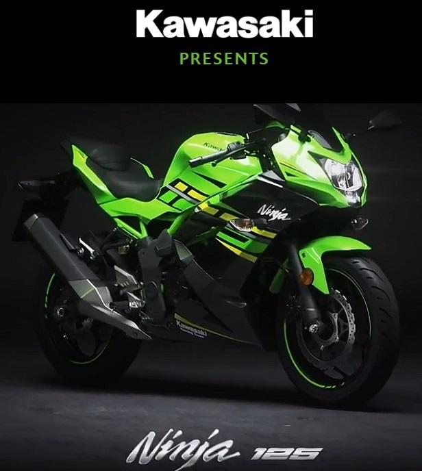 Kawasaki Ninja125/Z125正式公開! 原2スポーツのニューヒーロー!
