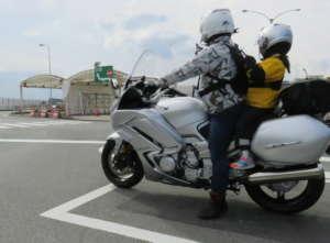 【試乗レポート】YAMAHA FJR1300AS 電脳バイクでお父さん力UP!
